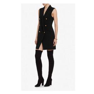 Intermix  Black Edison Nautical Vest   Size: S